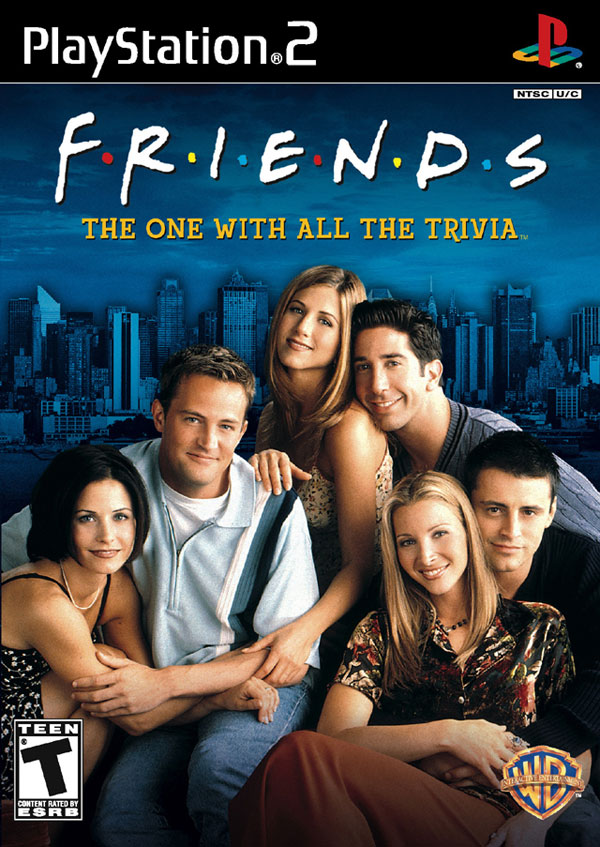 Friends: One With All The Trivia