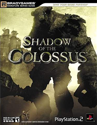 Shadow of the Colossus Official Strategy Guide