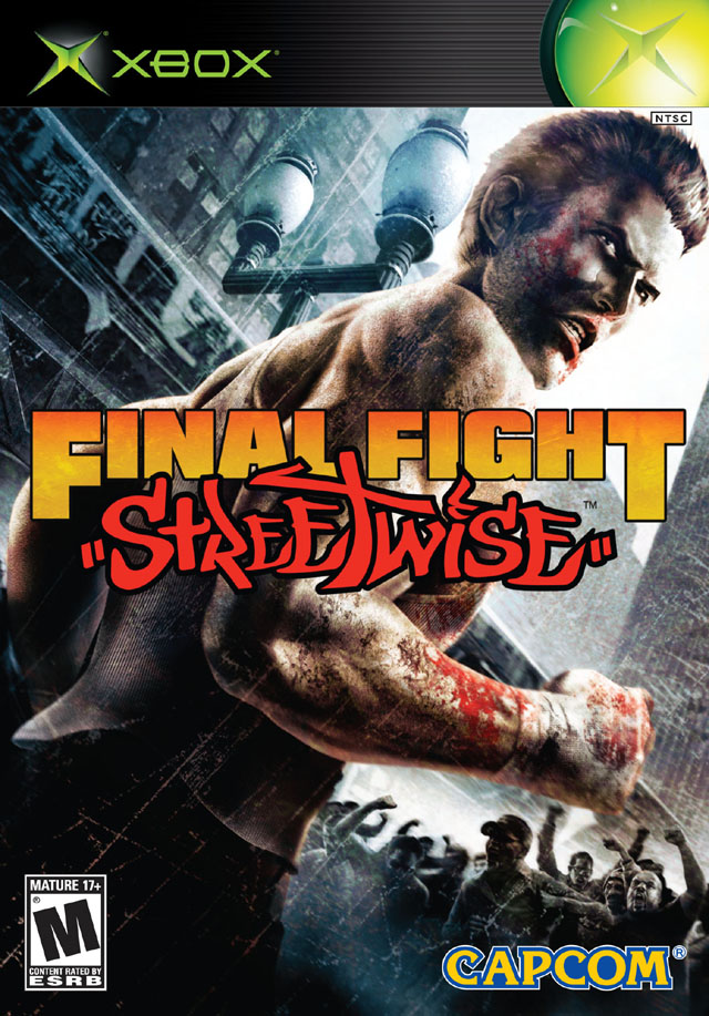 Final Fight X: Streetwise