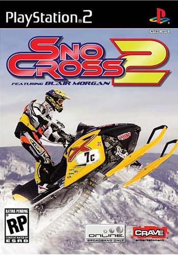 Snocross 2: Feature Blair Morgan