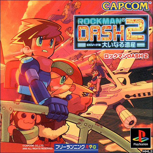 Rockman Dash 2: Episode 2 Ooinaru Isan