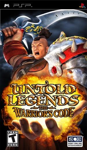 Untold Legends 2: Warriors Code