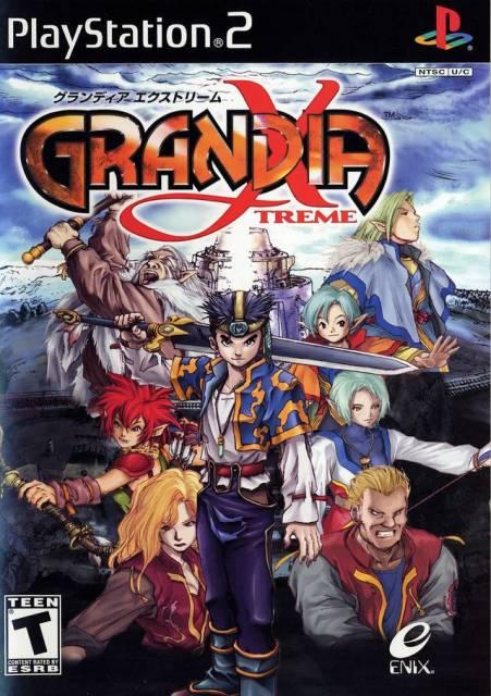 Grandia Xtreme Limited Box