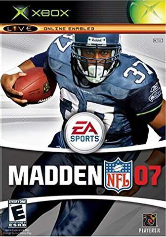 Madden NFL Football 07