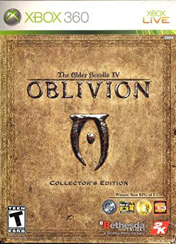 Elder Scrolls IV: Oblivion Collector's Edition