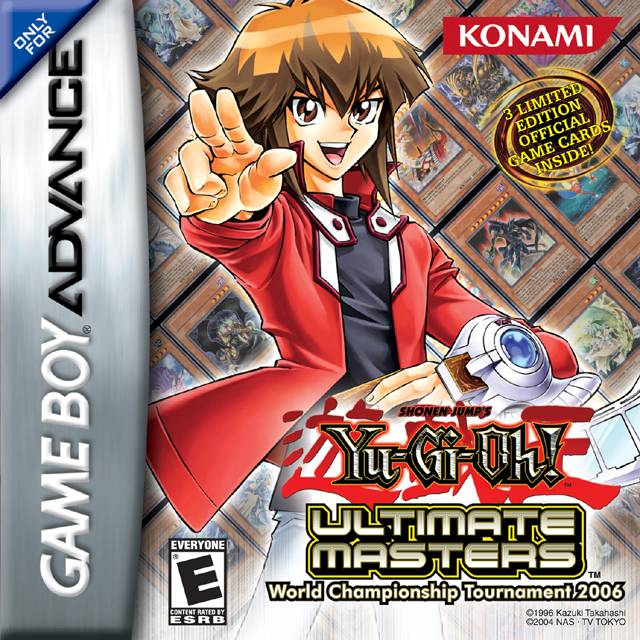 Yu-Gi-Oh! Ultimate Masters World Championship Tournament 2006