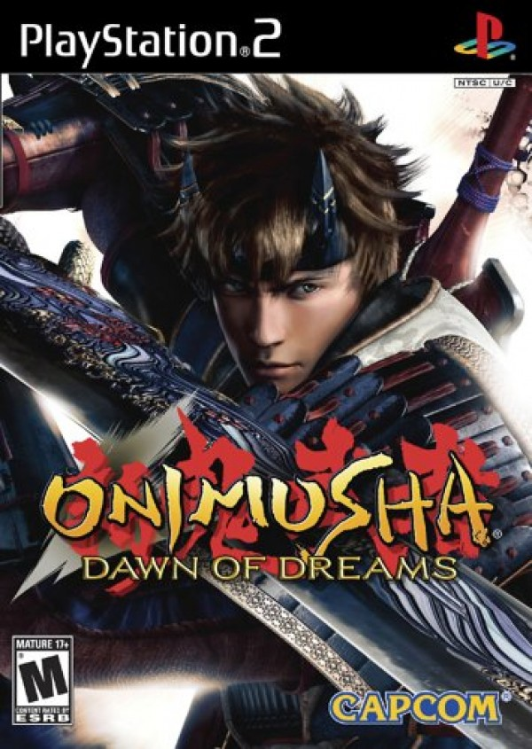 Onimusha Dawn of Dreams Strategy Guide