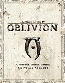 Elder Scrolls IV: Oblivion Official Strategy Guide