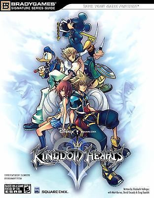 Kingdom Hearts 2 Official Strategy Guide