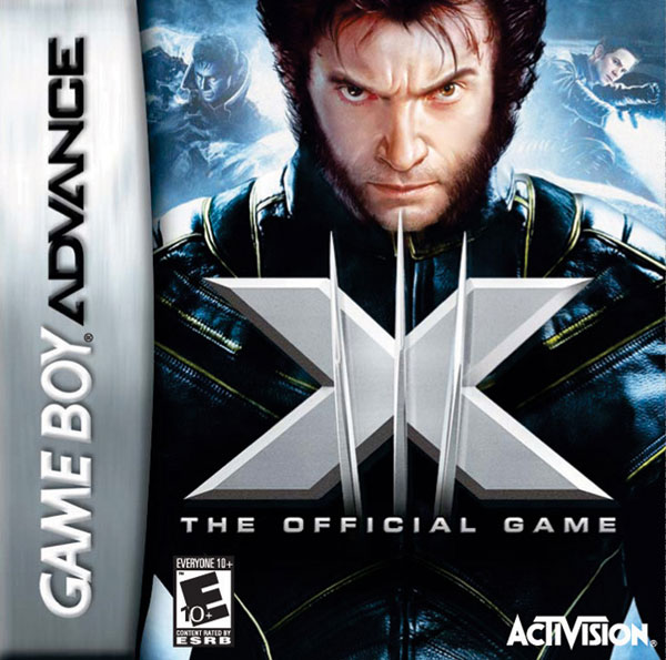X-Men III : The Official Game