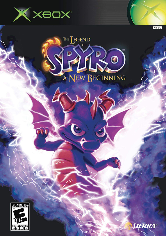 Legend of Spyro: A New Beginning