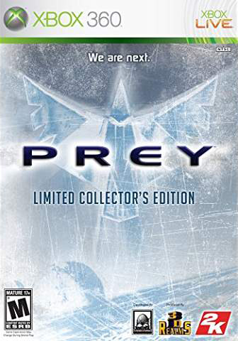 Prey Limited Collectors Edition