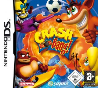 Crash: Boom Bang
