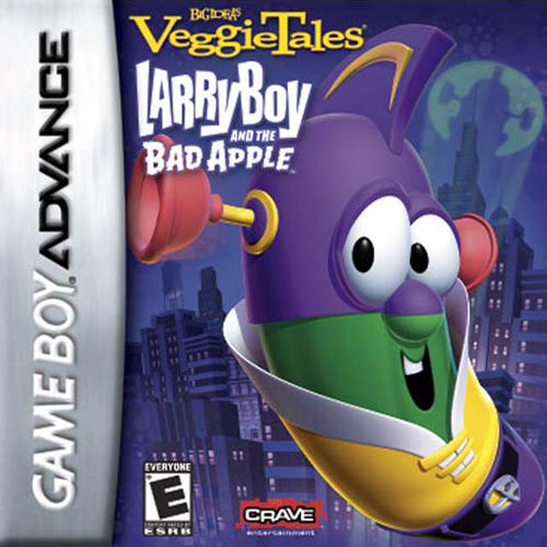 Veggie Tales: Larry Boy and the Bad Apple