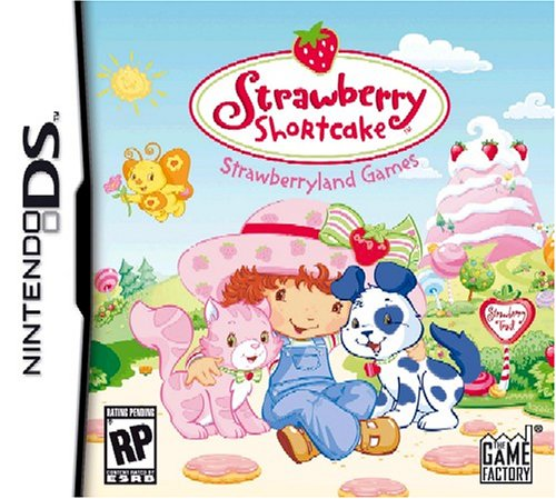 Strawberry Shortcake Strawberryland Games