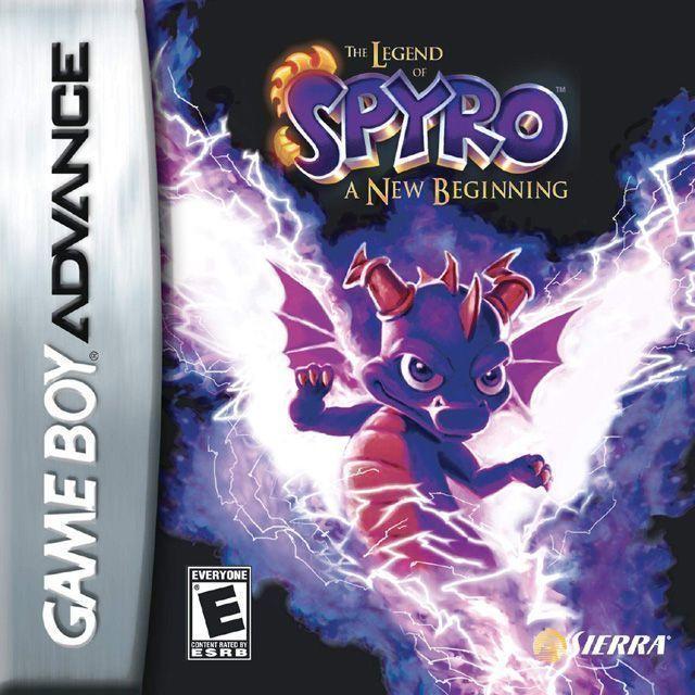 Legend of Spyro: A New Beginning