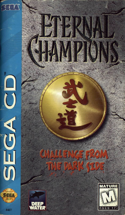 Eternal Champions: Challenge from the Dark Side