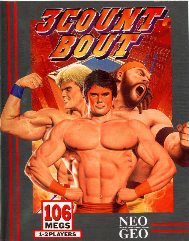3 Count Bout Neo Geo AES