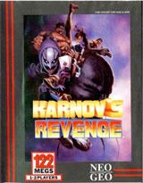 Karnov's Revenge Neo Geo AES