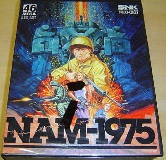 Nam-1975 Neo Geo AES