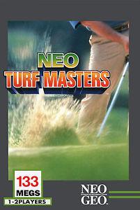 Neo Turf Masters Neo Geo AES