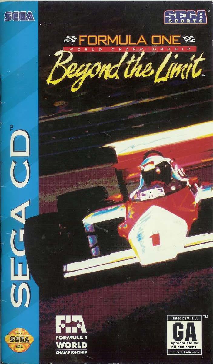 Formula One World Championship: Beyond the Limit
