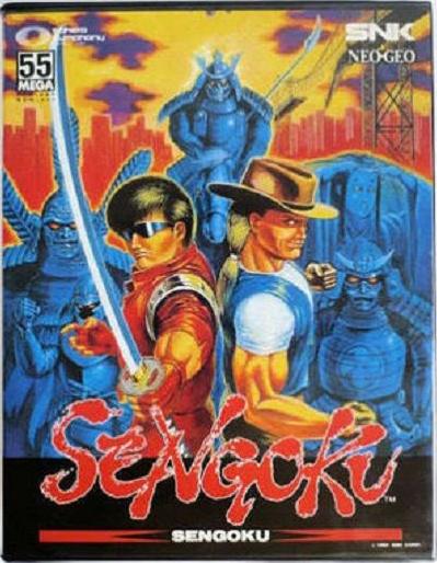 Sengoku Neo Geo AES