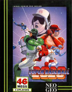 Super Baseball 2020 Neo Geo AES
