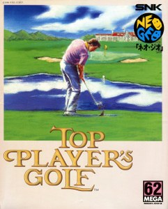 Top Players Golf Neo Geo AES