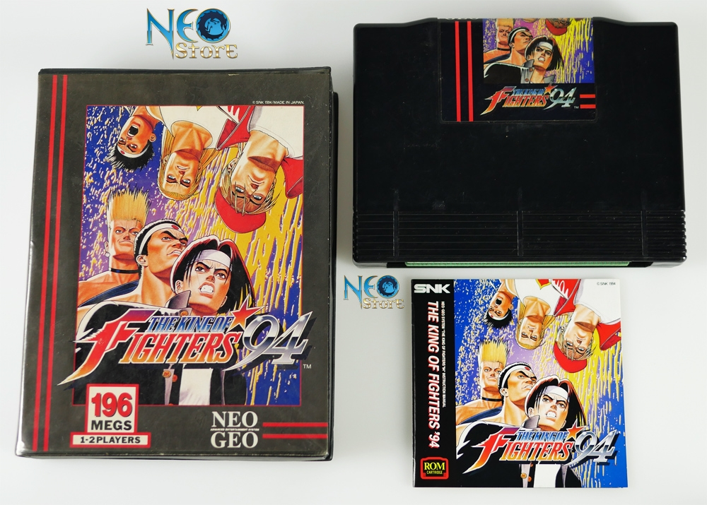The King of Fighters '94 Neo Geo AES