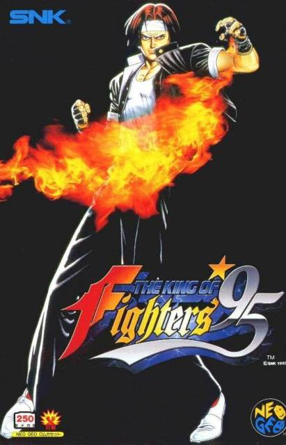 The King of Fighters 95 Neo Geo AES