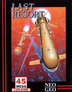 Last Resort Neo Geo AES