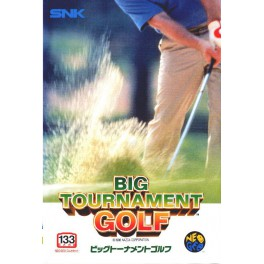 Big Tournament Golf Neo Geo AES