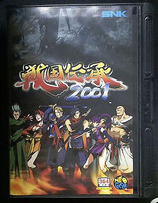 Sengoku Denshou 2001 Neo Geo AES