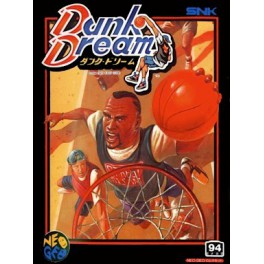 Dunk Dream Neo Geo AES