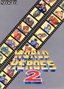 World Heroes 2 Neo Geo AES
