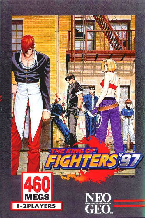 King Of Fighters '97 Neo Geo AES