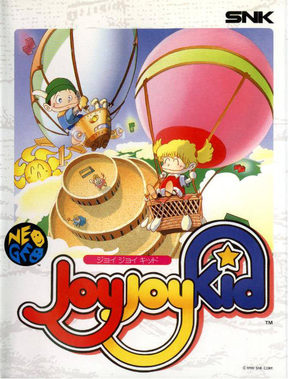 Joy Joy Kid Neo Geo AES