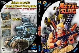 Metal Slug Neo Geo CD