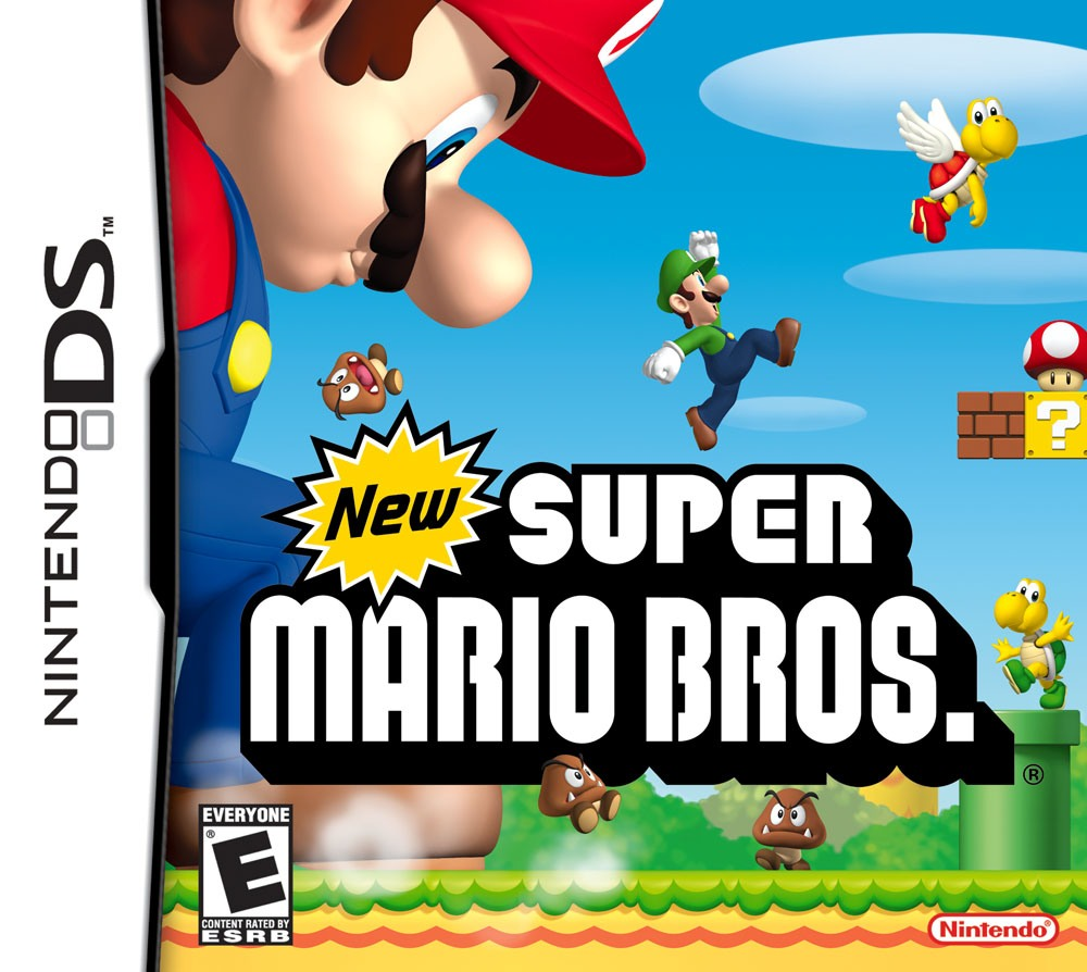 New Super Mario Bros Player's Guide