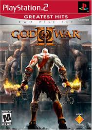 God of War II with Bonus Disk