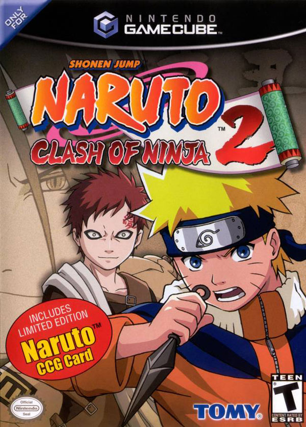 Naruto Clash of Ninja 2