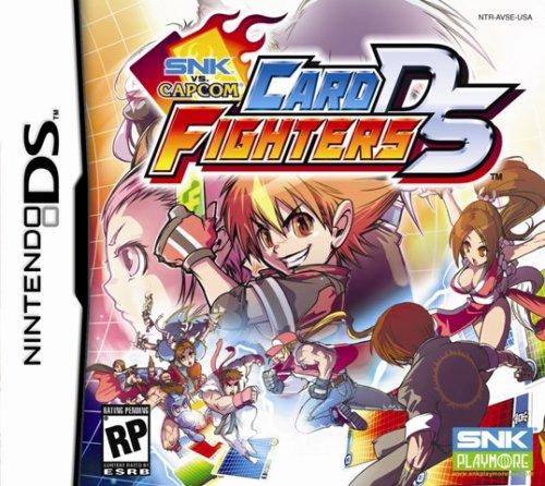 SNK vs. Capcom Card Fighters