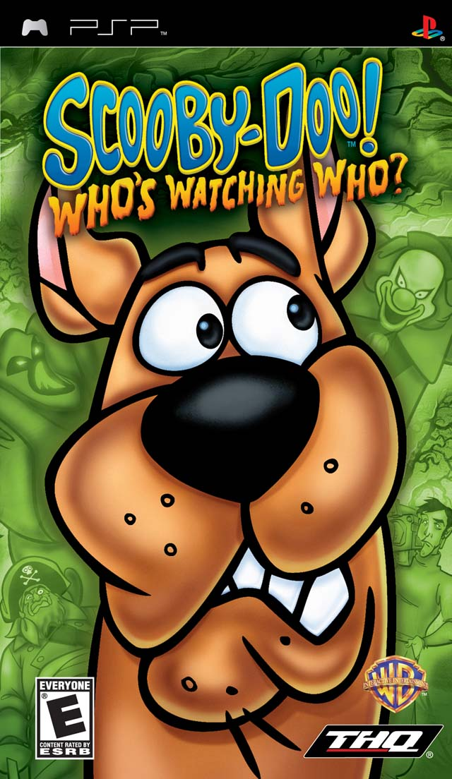Scooby Doo! Who's Watching Who?