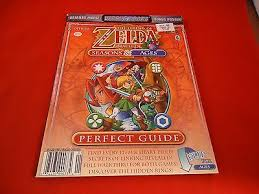 Legend of Zelda Oracle of Seasons and Oracle of Ages Official Strategy Guide