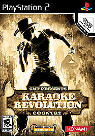 Karaoke Revolution Country
