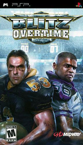 Blitz: The League Overtime