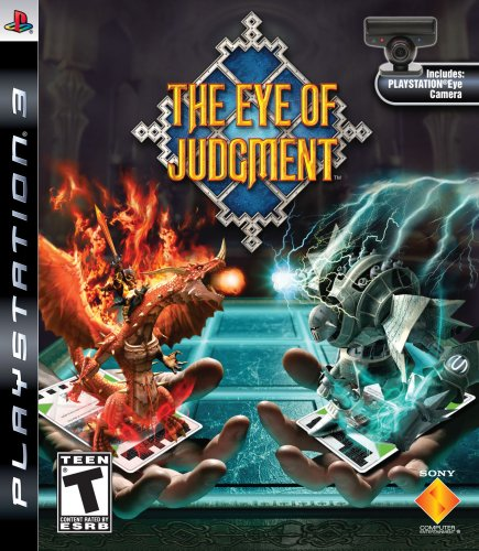 Eye of Judgement with Eye Camera