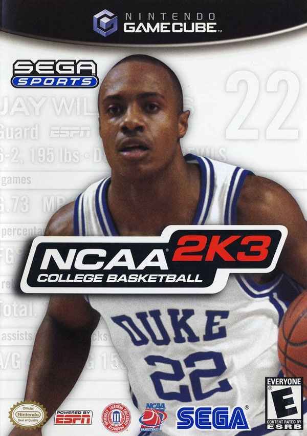 NCAA College Basketball 2K3