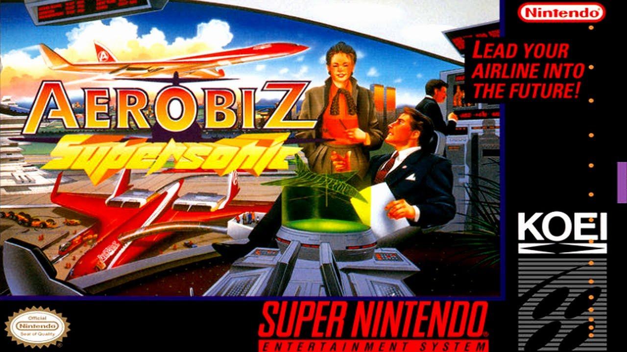 AeroBiz: Supersonic
